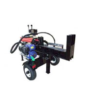 trailed log splitters
